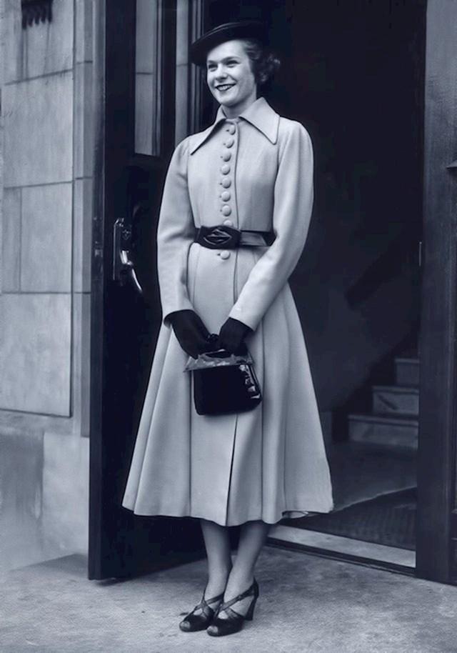 """Moja baka imala je stila. Detroit, 1938."""