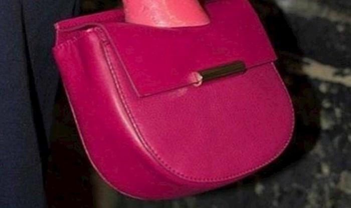 Ova čudna torbica ostavlja bez teksta zbog jednog bizarnog detalja