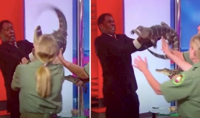 15 čudnih i neočekivanih trenutaka snimljenih tijekom televizijskog prijenosa uživo