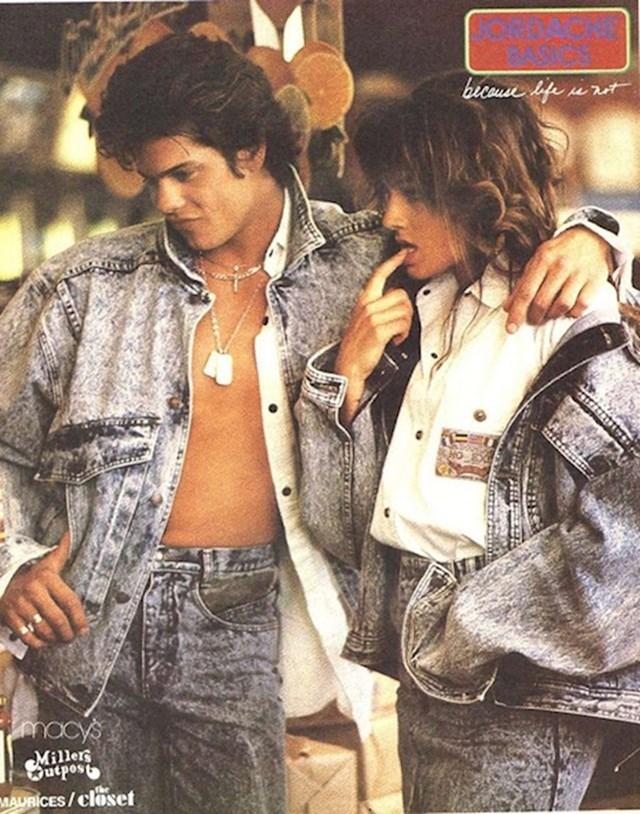 7. Isprani jeans