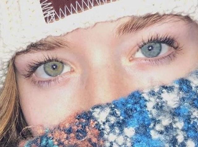 12. Djevojka s očima iz snova!😍
