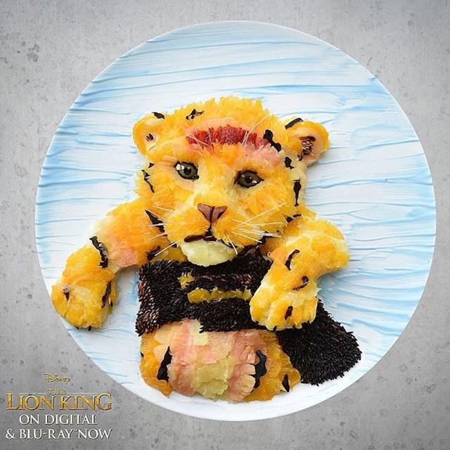 #3 Simba iz Kralja Lavova
