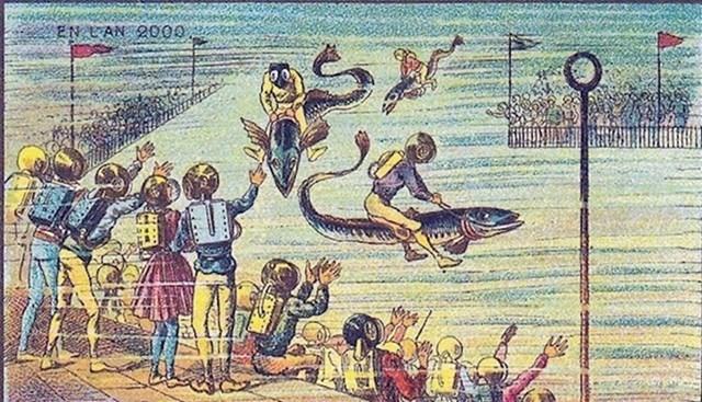 Jahanje riba kao Olimpijski sport ipak se čini malo pretjerano..