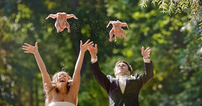 23 ekstremno bizarne fotke snimljene tijekom vjenčanja i zaruka