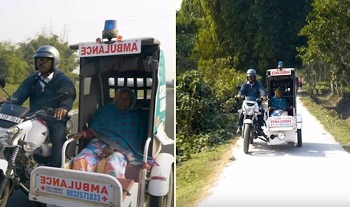 VIDEO Indijska obitelj spasila 5000 života besplatnim prijevozom do bolnice