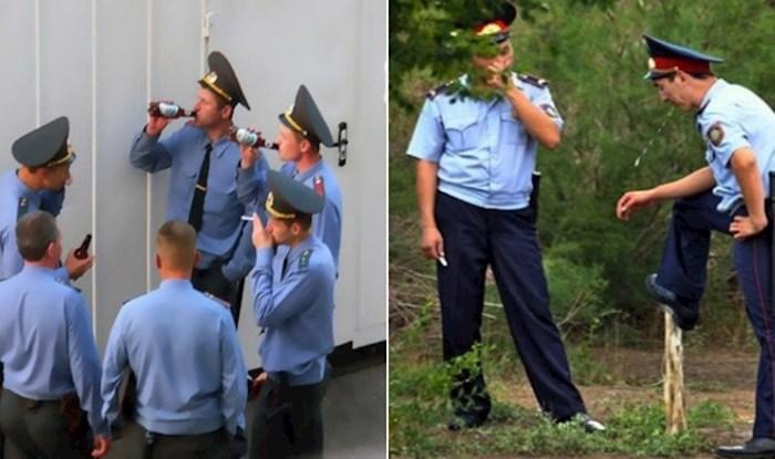 18 fotki na kojima se vidi da su policajci u Rusiji posebna vrsta