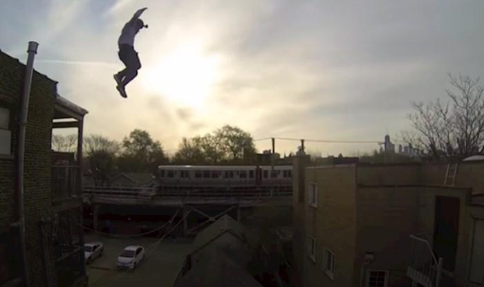 VIDEO 15 genijalnih GoPro trenutaka koje jednostavno morate vidjeti