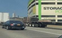 Vozač kamiona bio je jako praktičan, nećete vjerovati za što je iskoristio gužvu