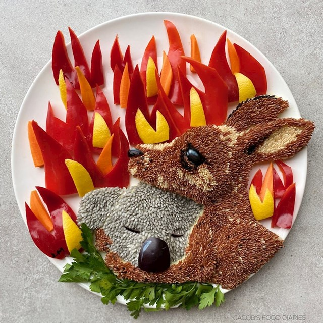 #2 Odavanje počasti australskim požarima