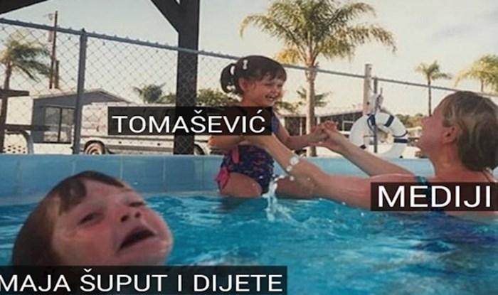 Dok svi bruje o Tomaševiću i Maji Šuput, osoba koja je ljetos iskakala iz paštete osjeća se ovako