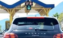 Netko je na naplatnim postajama snimio auto s ekstremno čudnom dodatnom opremom
