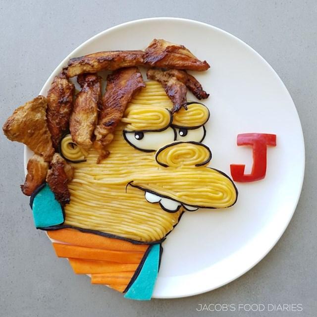 #4 Nelson iz Simpsona