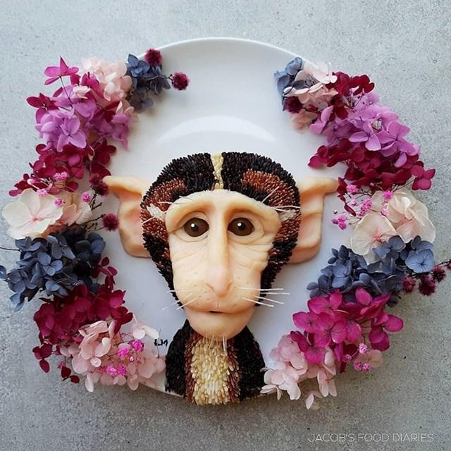 #8 Majmun