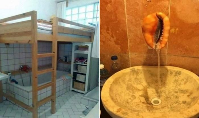 18 čudnih kupaonica koje dokazuju da ljudima svašta padne na pamet