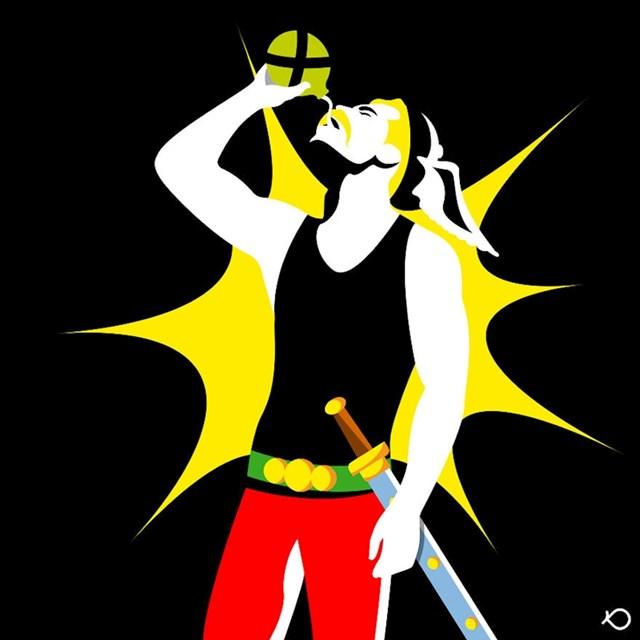 11. Asterix