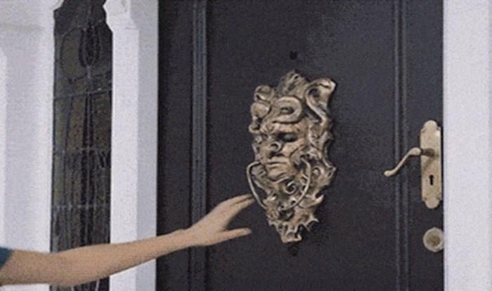Vlasnici kuće priredili su urnebesnu podvalu jadnoj anketarki, protrnula je od straha