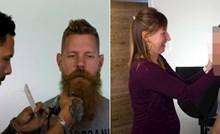 VIDEO Obrijao je bradu nakon 8 godina, reakcija njegove žene je neprocjenjiva