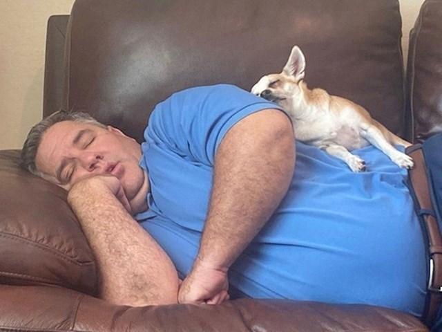 """""""Moj tata urlao je kad je shvatio da pas dolazi u kuću. Danas su najbolji frendovi."""""""