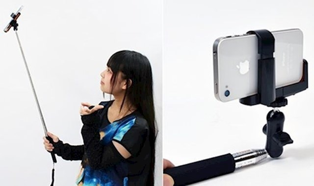 10. Selfie štap