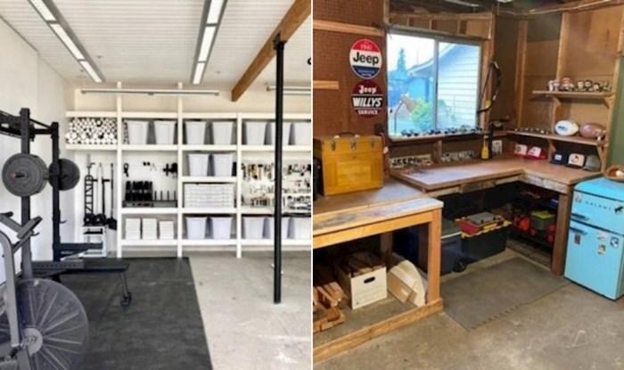 20+ ljudi koji su uredili svoje garaže i pretvorili ih u cool mjesta za opuštanje