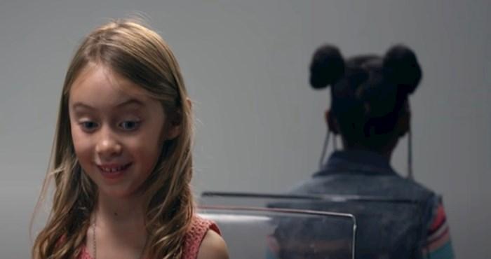 Zanimljiv video eksperimenta u kojem se djeca koja se nikad nisu vidjela međusobno opisuju