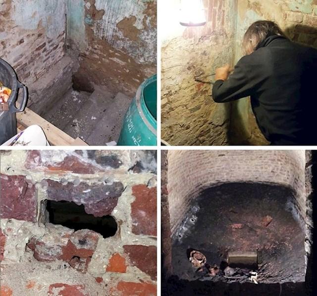 11. Otkrili smo tajnu prostoriju tijekom renovacije kuće