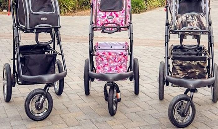 Mame su otišle u šetnju sa svojim bebama koje bi vas mogle prilično iznenaditi