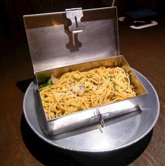 19. Špageti iz kutije