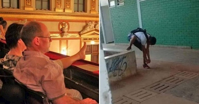 25 fotki bizarnih situacija koje je nemoguće objasniti