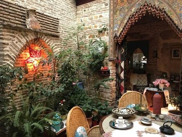 1. Smještaj koji sam rezervirala u Maroku toliko je kul da ne želim otići!