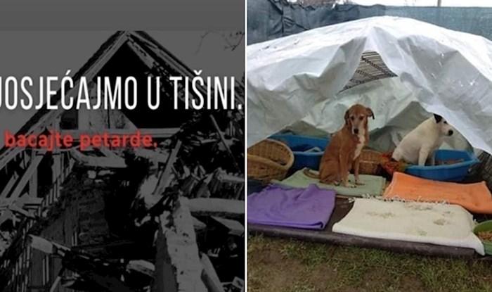Ne slavite petardama: Pomozite ljudima i životinjama i suosjećajte u tišini