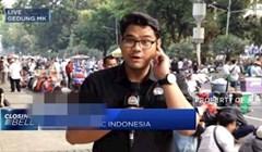 Morate vidjeti ime i prezime ovog novinara iz Indonezije, ekipa s Balkana umire od smijeha