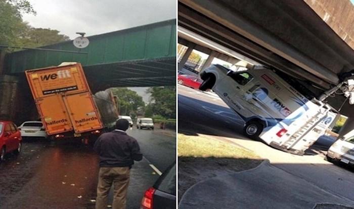 Vozači kamiona koji bi trebali ozbiljno razmisliti o promjeni profesije
