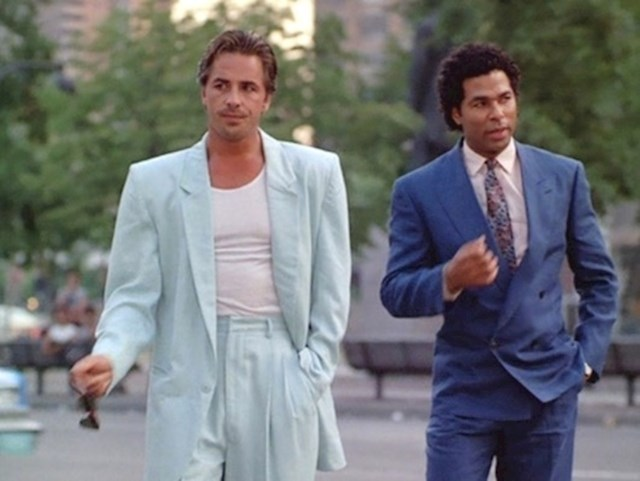 "11. ""Miami-Vice"" look"