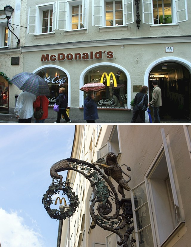 35. Salzburg, Austria