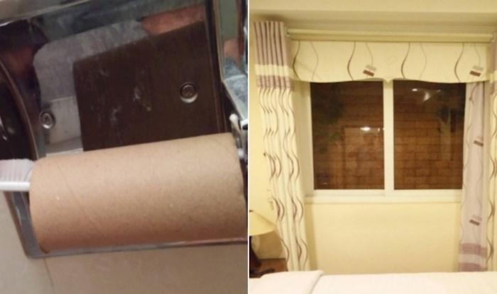 19 ljudi koji su otkrili bizarne detalje u svojim hotelskim sobama