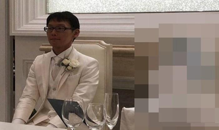Svi njegovi prijatelji su se vjenčali, pa je morao i on nešto poduzeti