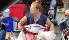 Otkačena žena ukrala je svu pažnju svojim čudnim pokušajem zaštite od koronavirusa