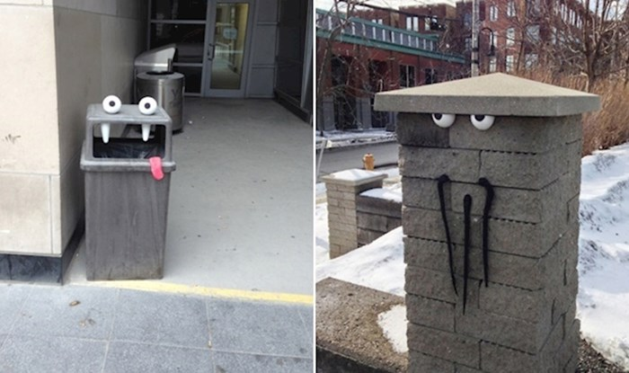 20 puta kad su ljudi umjesto predmeta na ulici vidjeli simpatična čudovišta