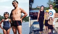 Otac i kćerka već 40 godina rekreiraju istu fotku i bilježe dirljive promjene koje nosi vrijeme