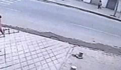 Hodala je ulicom i gledala svoja posla, a onda je doslovno propala u zemlju