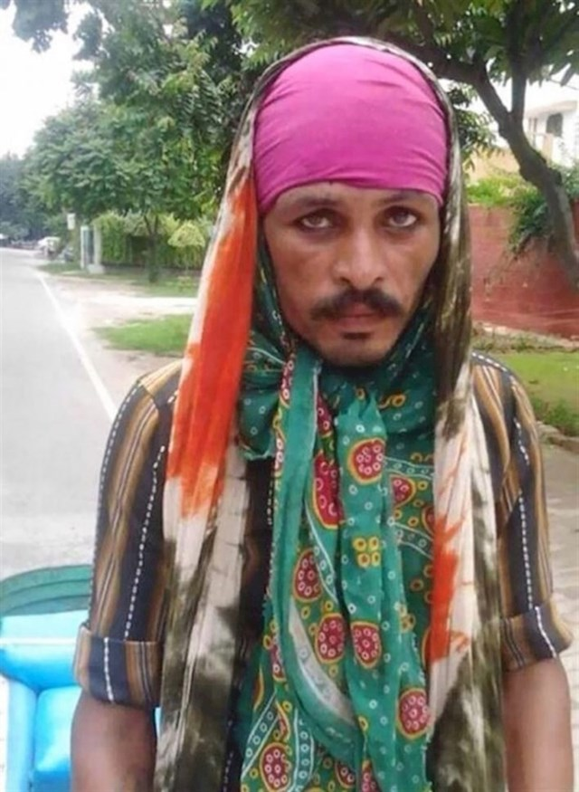 12. Johnny Depp ima dvojnika u Indiji.