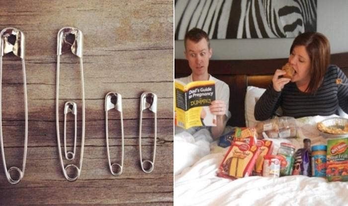 19 parova koji su na kreativan način najavili da očekuju prinovu