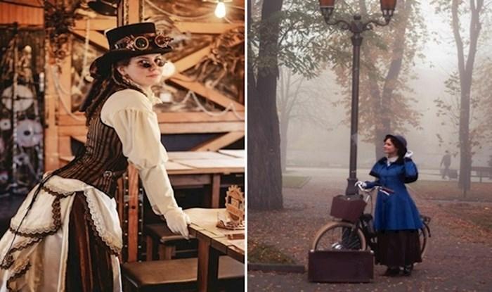 Ova djevojka oblači se kao da živi u 19. stoljeću, evo njezinih najboljih outfita