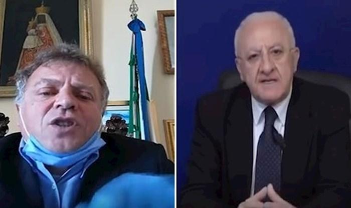 VIDEO Ljutiti talijanski gradonačelnici poslali su potresnu poruku neposlušnim građanima