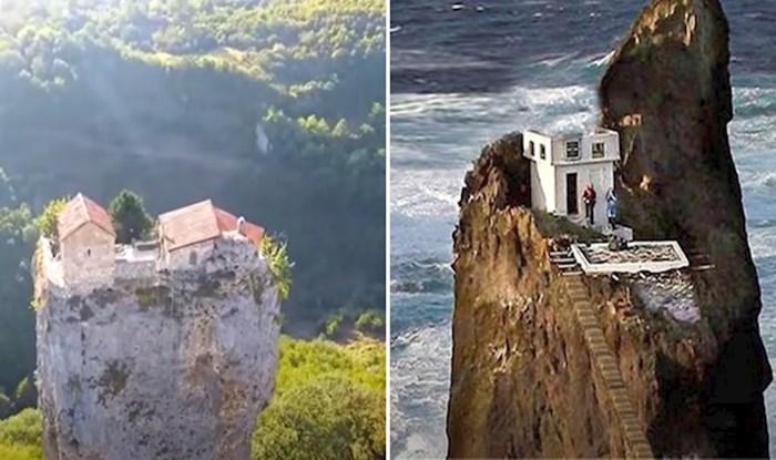15 idealnih kuća za ljude koji sanjaju o izoliranju od ostatka svijeta