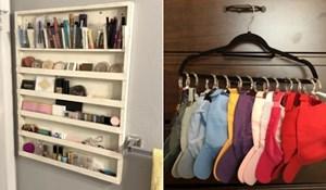 20 organiziranih ljudi koji su iskoristili svaki centimetar prostora u svojem stanu