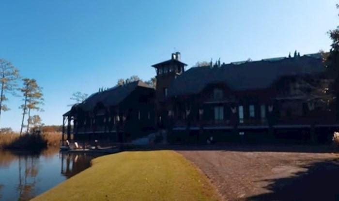 VIDEO  Zavirite u tajne prolaze i prostorije ove luksuzne palače