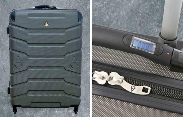 4. Kofer koji se sam važe.