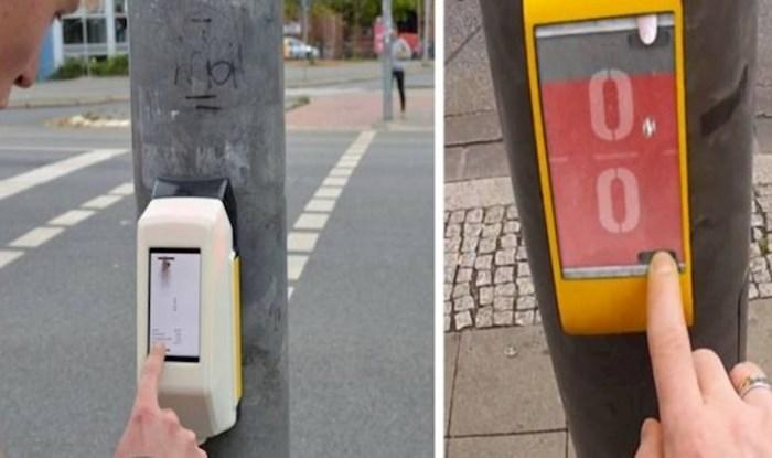 Pješacima u Njemačkoj nikad nije dosadno dok čekaju zeleno svjetlo, ovo rješenje je genijalno
